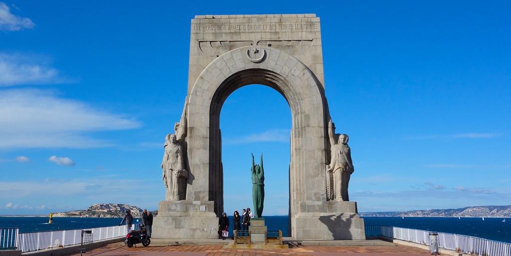 """Marseille: Porte de l'Orient"" by nicolasnova is licensed under CC BY-NC 2.0"