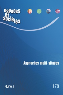 Couverture Approches Multisituees