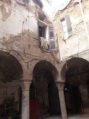 Foundouk des Français, Tunis.