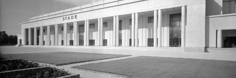 Stade vélodrome (Marseille) en 1937